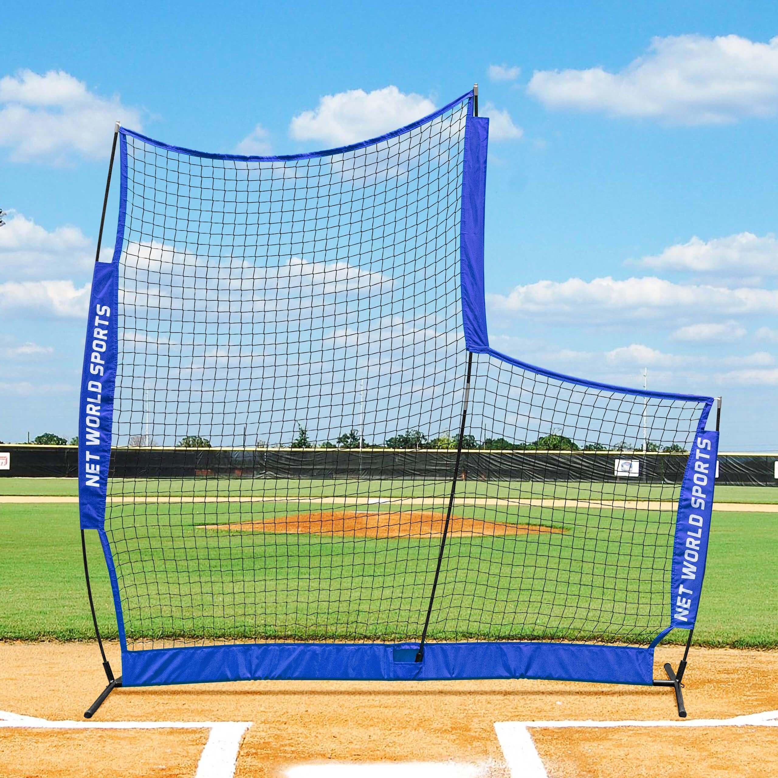 FORTRESS Portable Baseball L-Screen