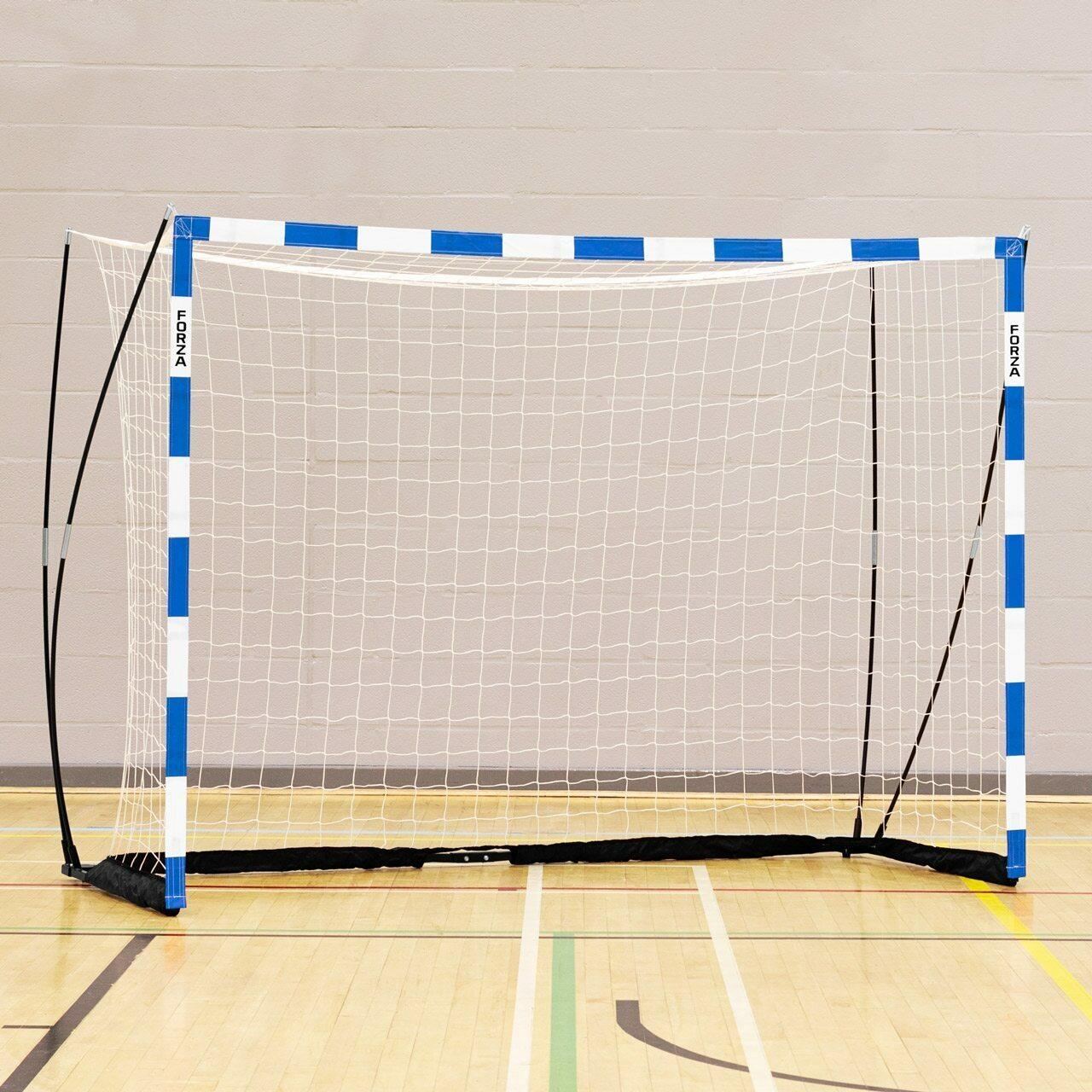 FORZA ProFlex Handballtor [Blau] - Tor nur