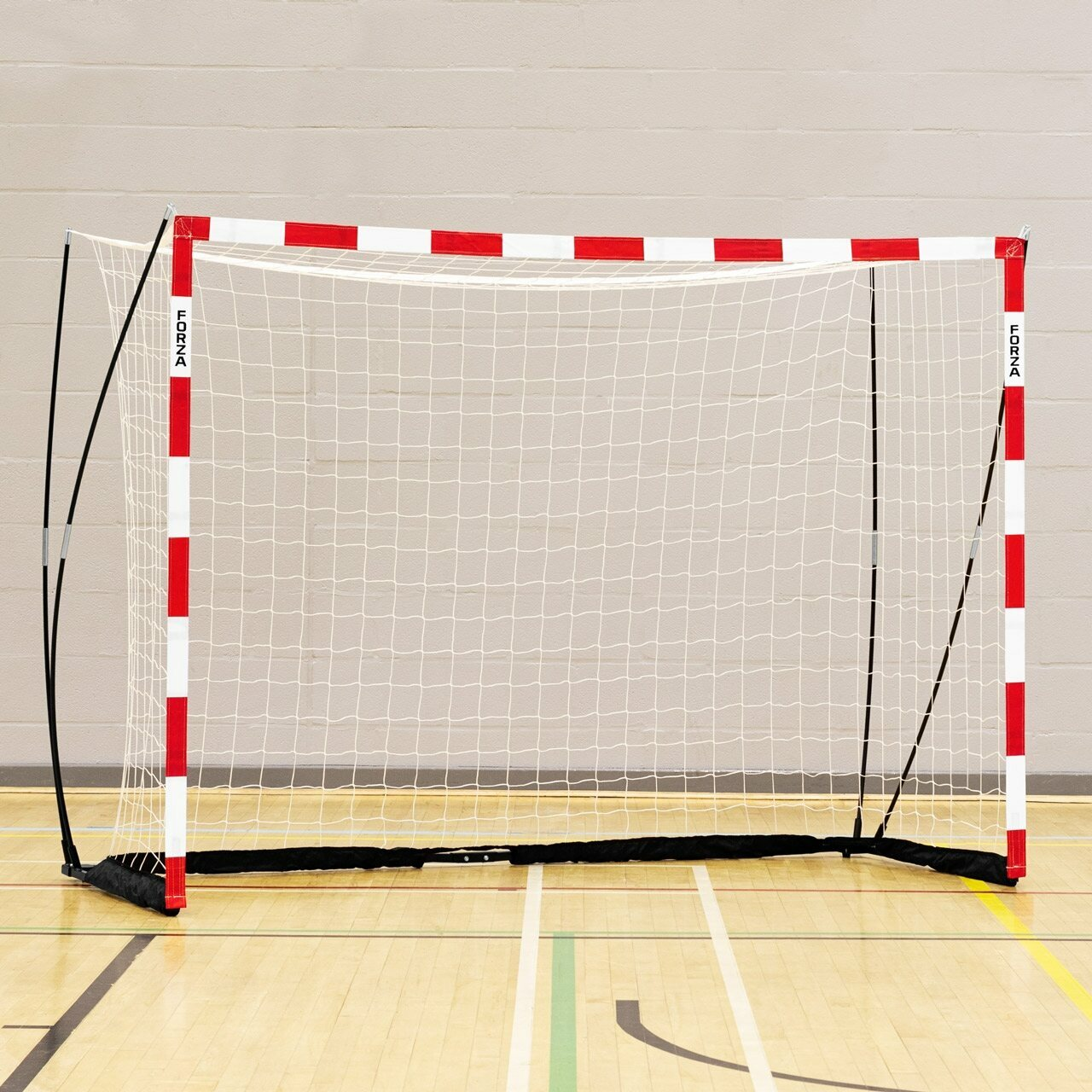 FORZA ProFlex Handball Goal [Red] - Goal Only