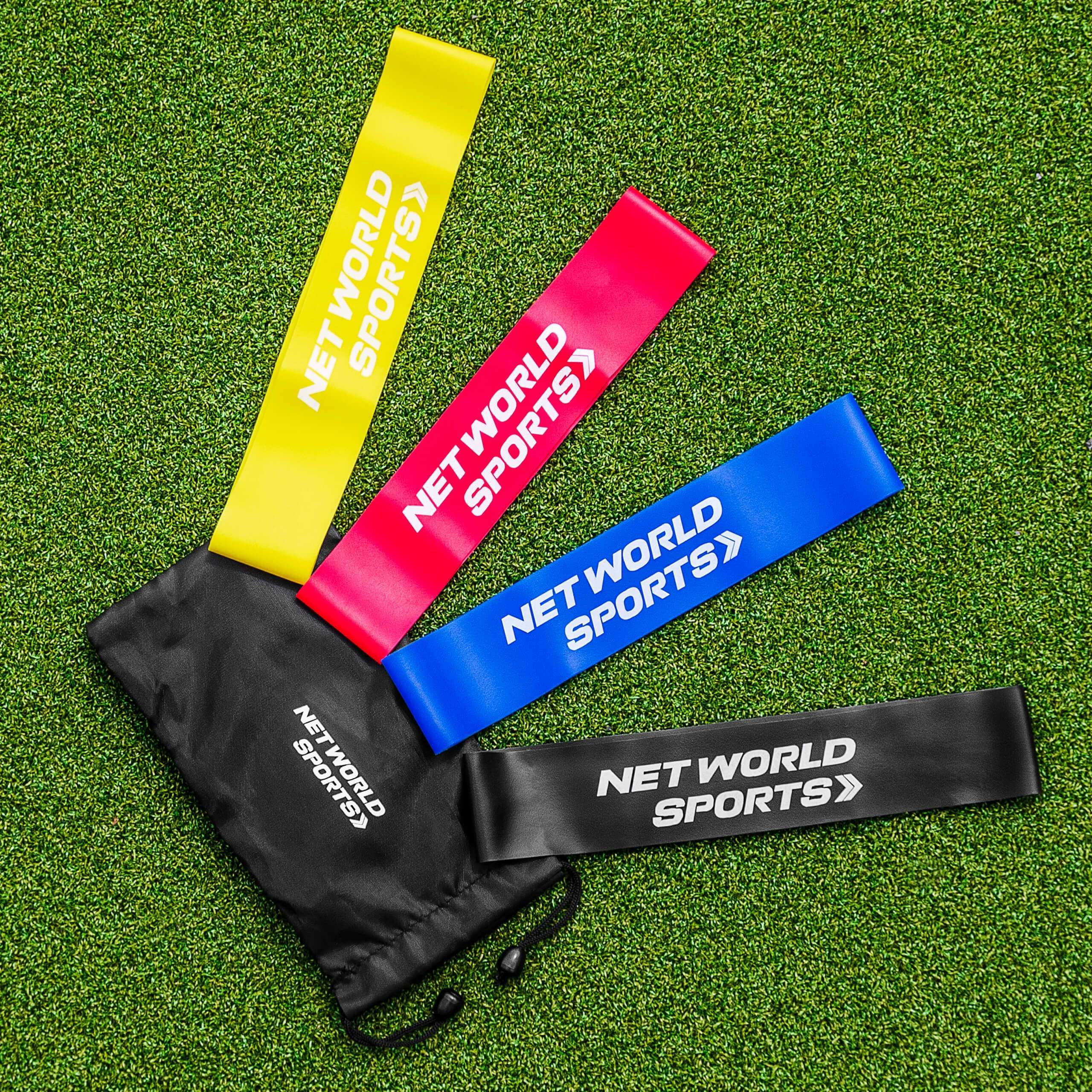 Resistance Loop Bands (Pack of 4)