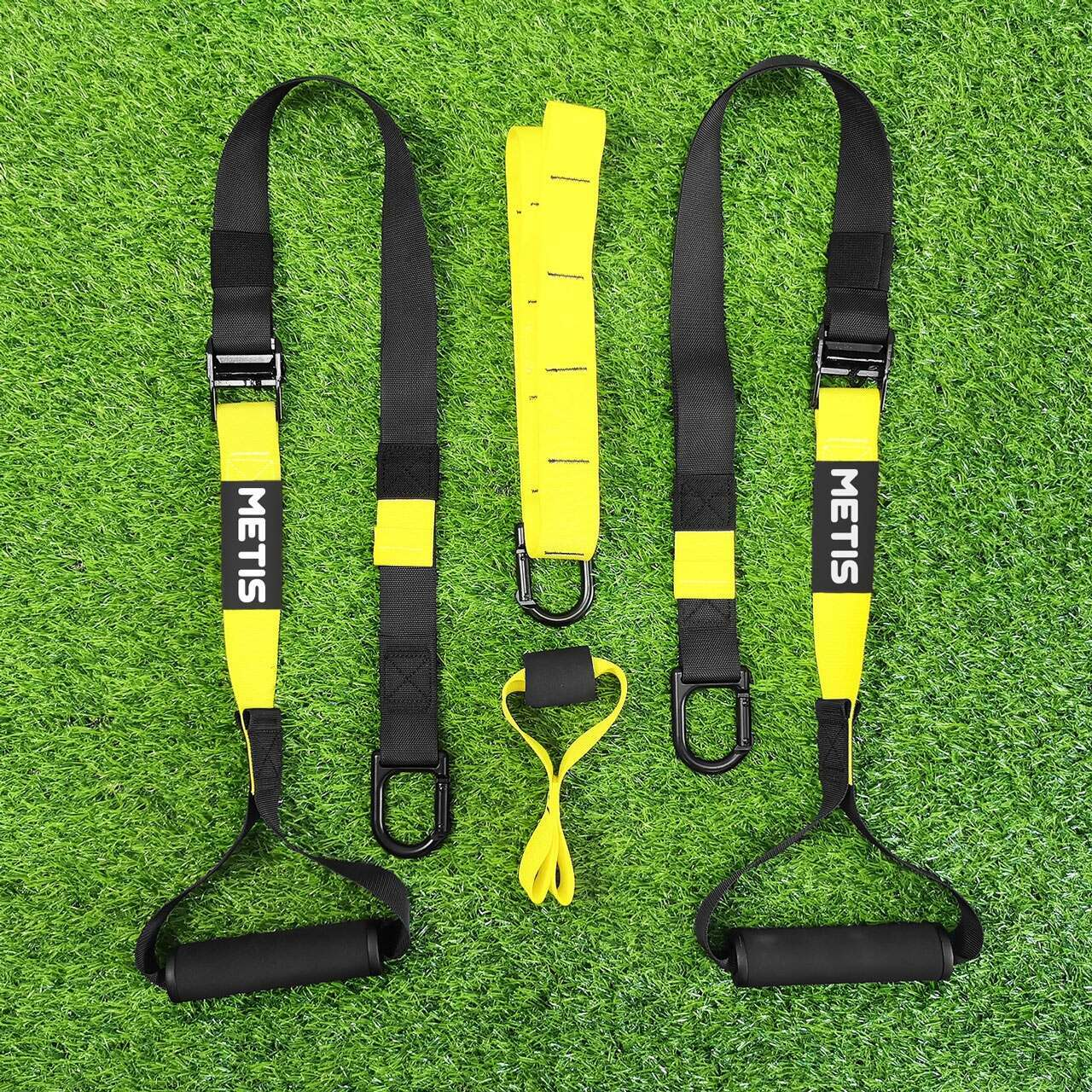 Metis Suspension Training Straps