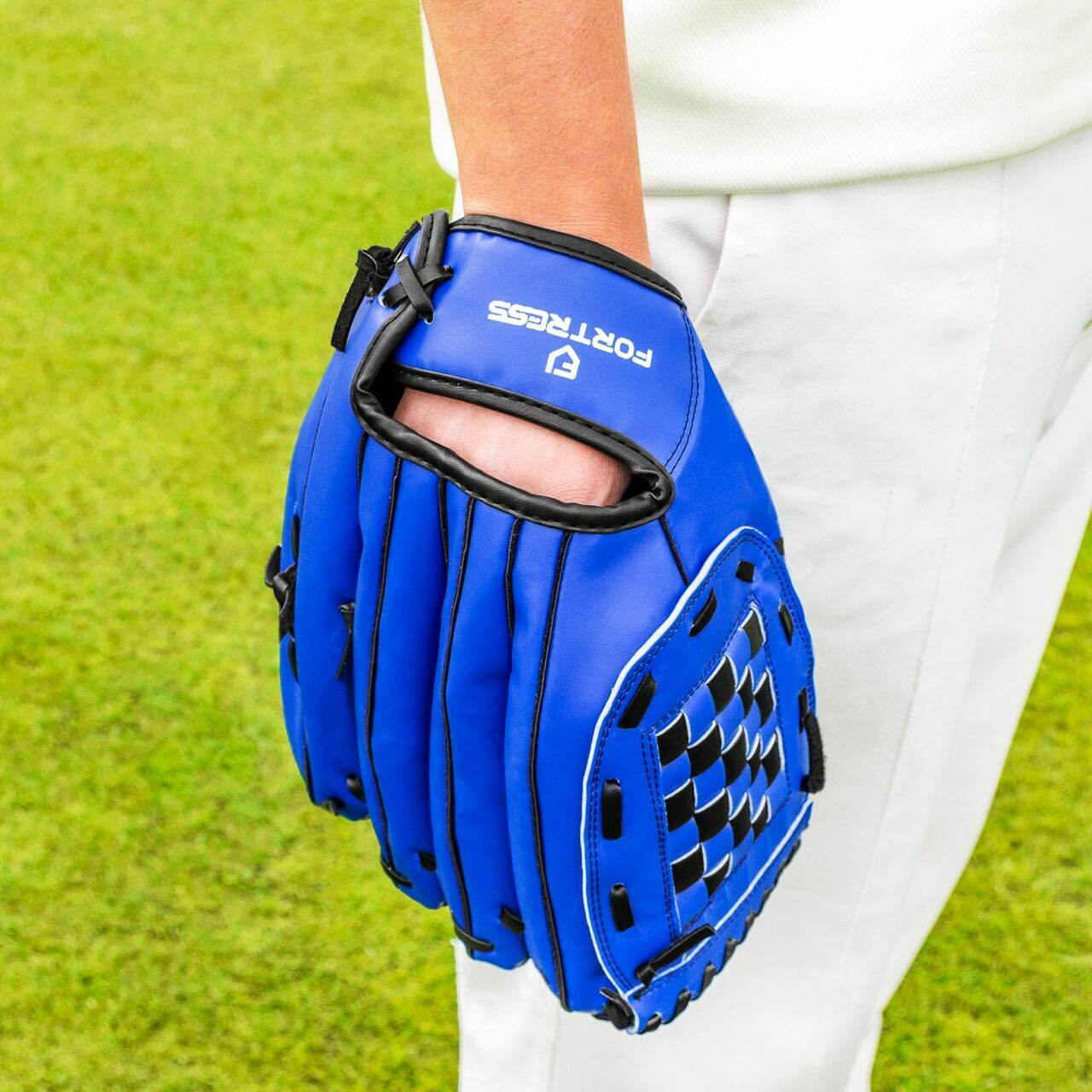 FORTRESS Cricket Catching Mitt [Left Handed]