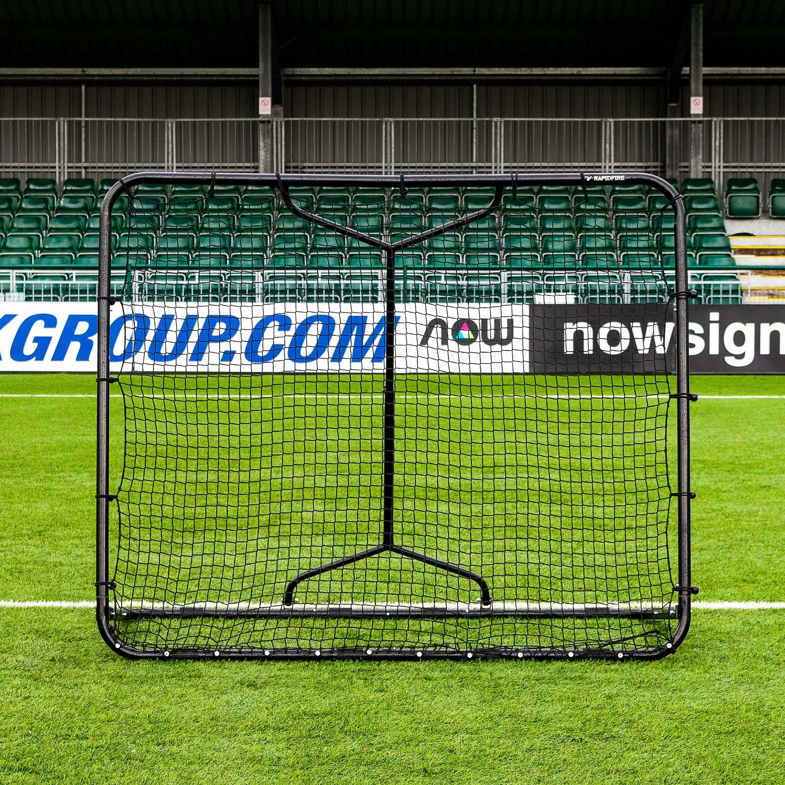 RapidFire Mega GAA Gaelic Football And Hurling Rebounder - Small (5ft x 6ft)