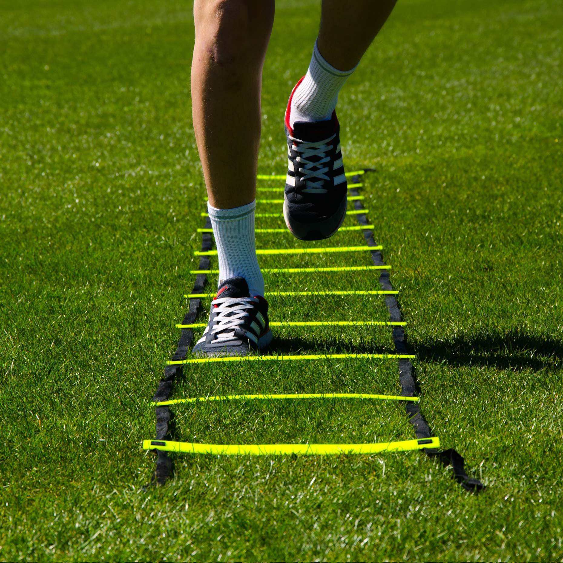 Speed & Agility Soccer Training Ladder