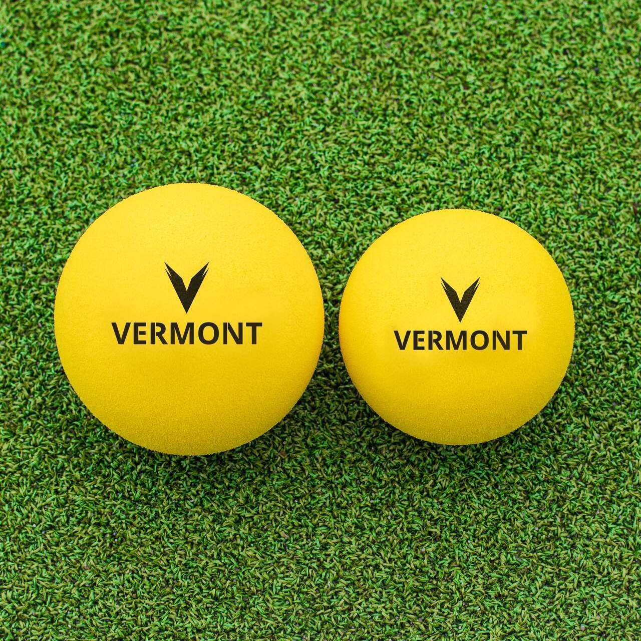 Vermont Cut Foam Mini Red Tennis Balls [Stage 3]