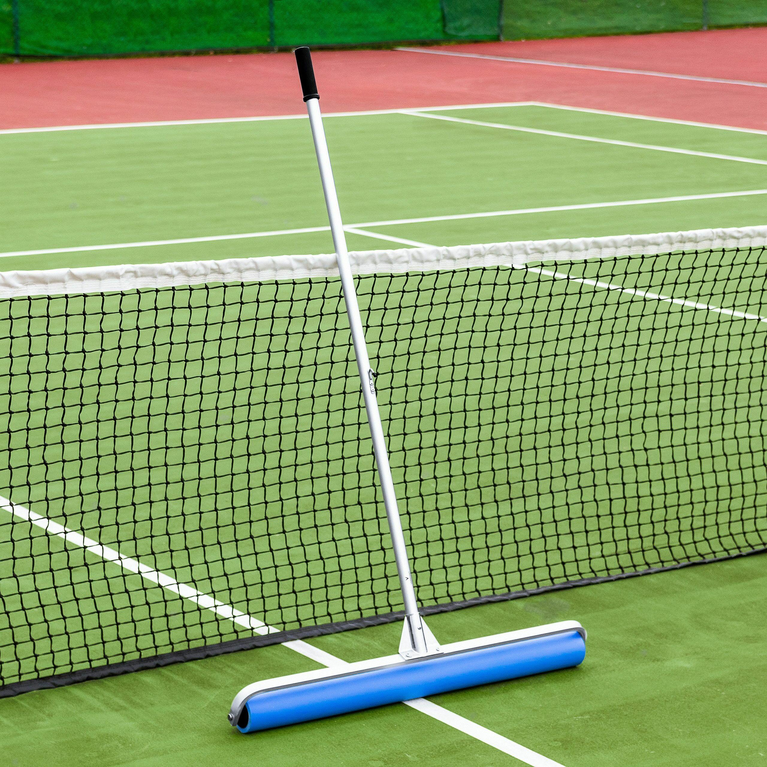 Vermont Rol-Dri Tennis Court Roller Squeegee [Blue PVA]