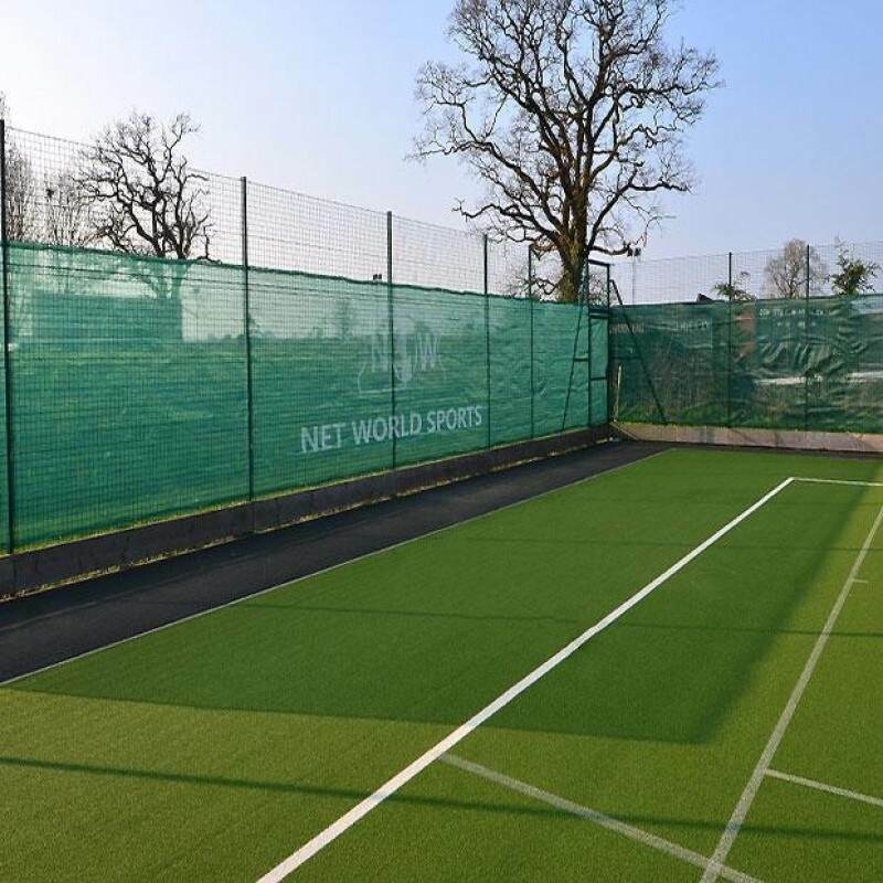 Tennis Court Windbreaks