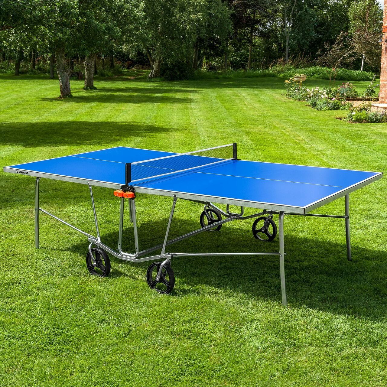 Vermont TS100 Outdoor Table Tennis Table