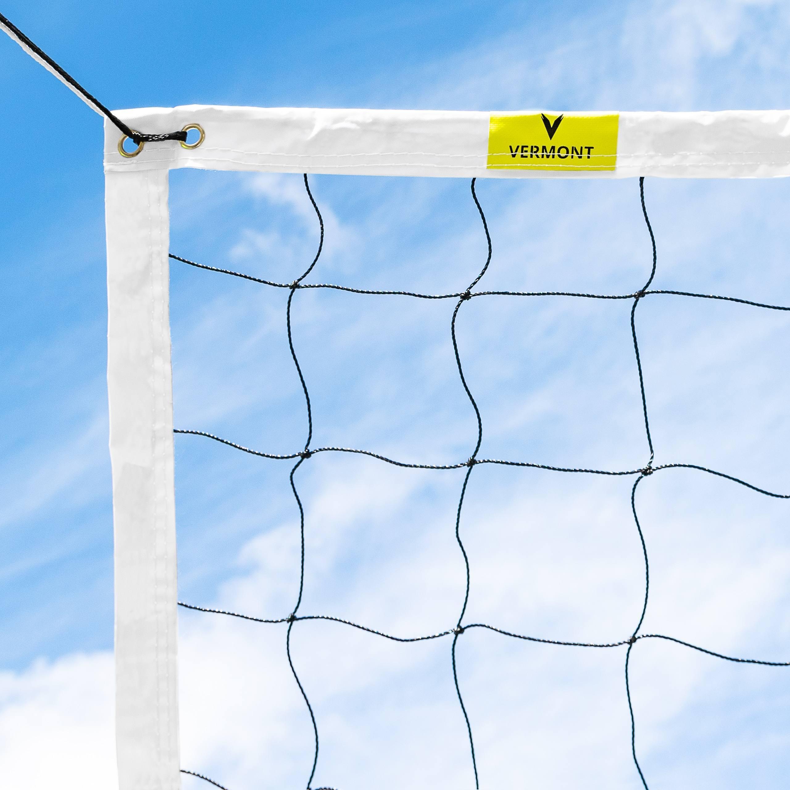 Regulation Volleyball Net Cord Headline Net World Sports