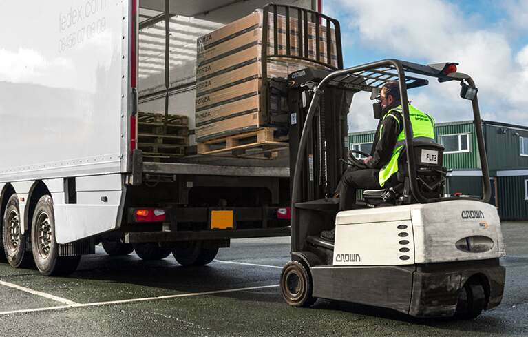 FLT & Reach Truck Driver