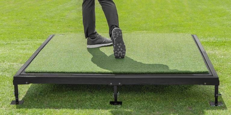 Коврик для гольф тренировок FORB