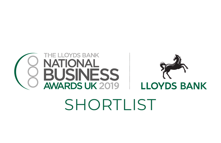 The Lloyds Bank National Business Awards 2019