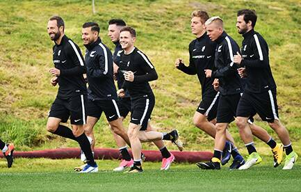 New Zealand National Team