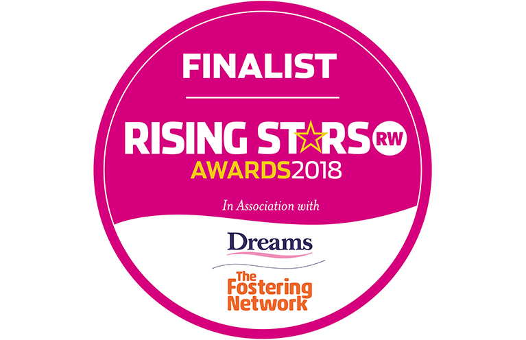 Retail Week Rising Star Awards 2018