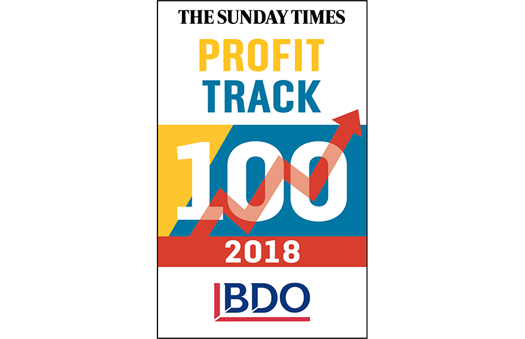 The Sunday Times BDO Profit Track 100
