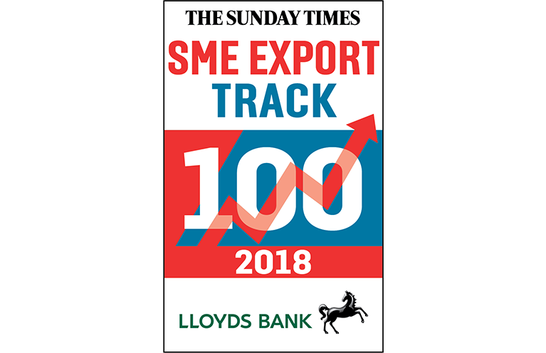 The Sunday Times Lloyds SME Export Track 100