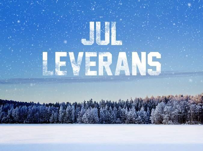 Juls Leverans