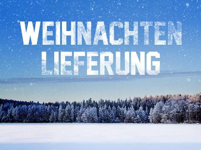 Weihnachten Rueckerstattung