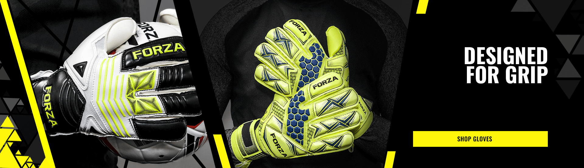 Goalkeeping - Shop Gloves