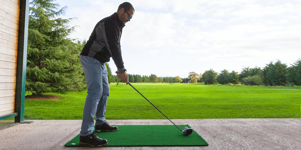 FORB Golf Matten