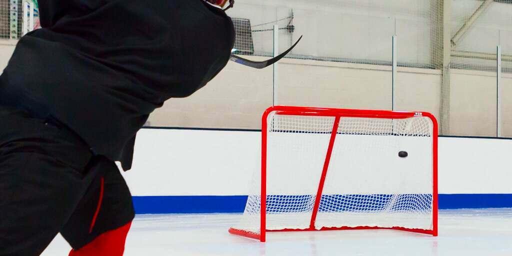 Ishockeymål