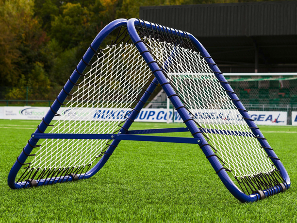 Double sided rebounders