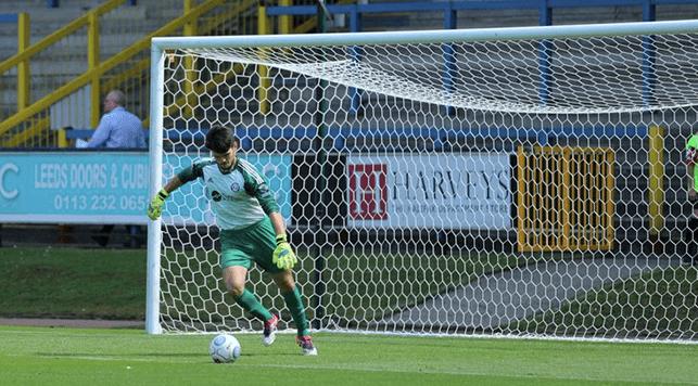 Shaun Rowley | Goalkeeper | Halifax Town FC
