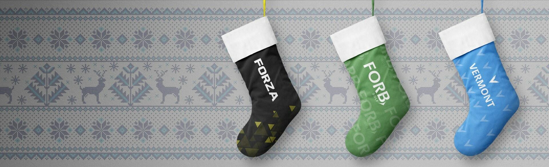 Julklappar för julstrumpan