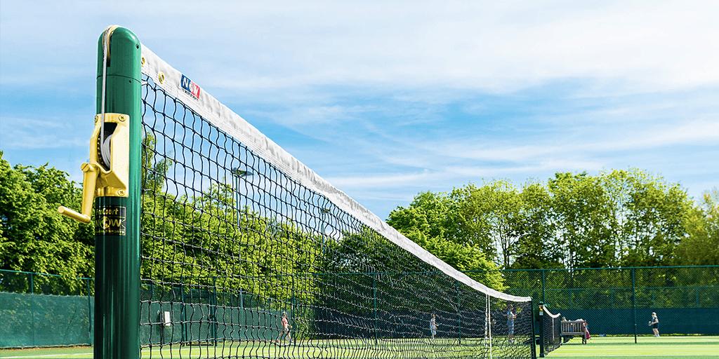Vermont Tennisnetz