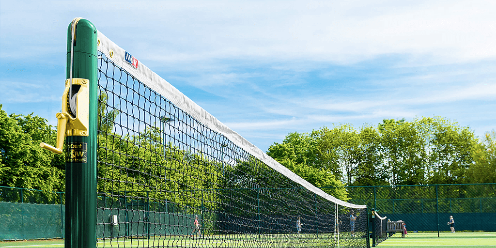 Vermont Tennisnetten