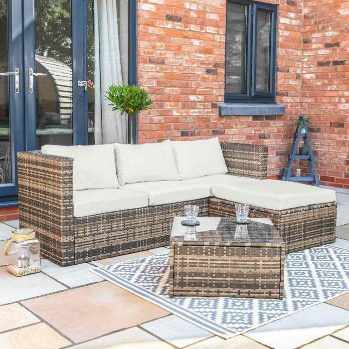 patio furniture sofa sets