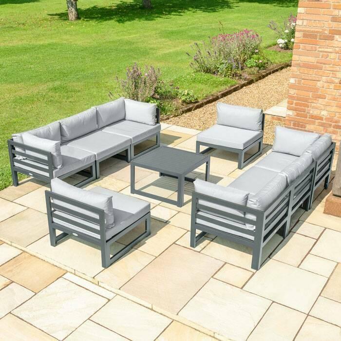 luxury outdoor sofa sets