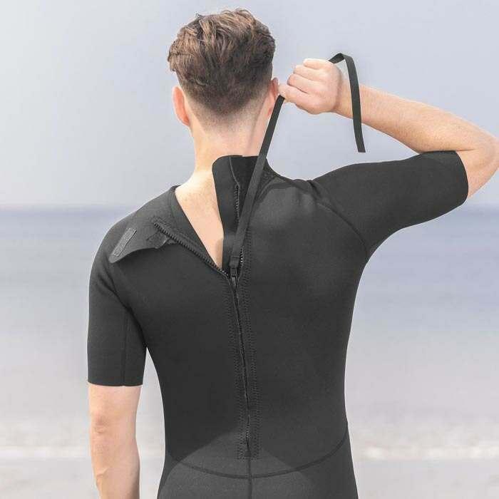 shorty wetsuit | mens wetsuit