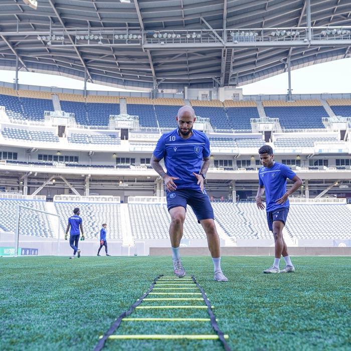 3m or 6m Football Training & Agility Ladder