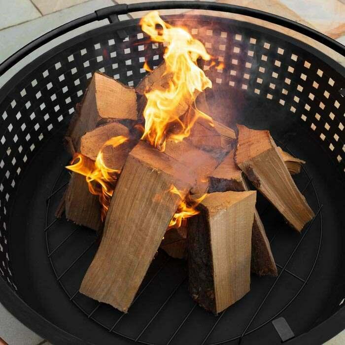 garden fire pit | wood fire pit