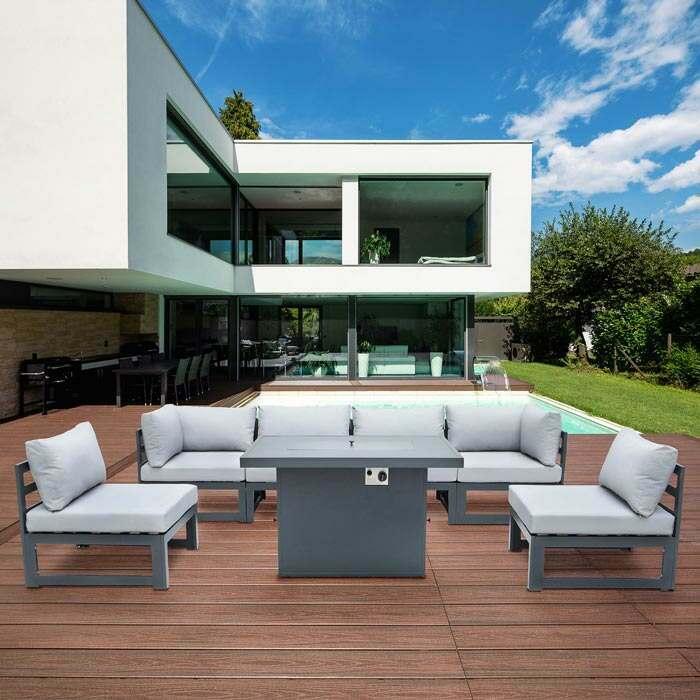 outdoor furniture sofa sets