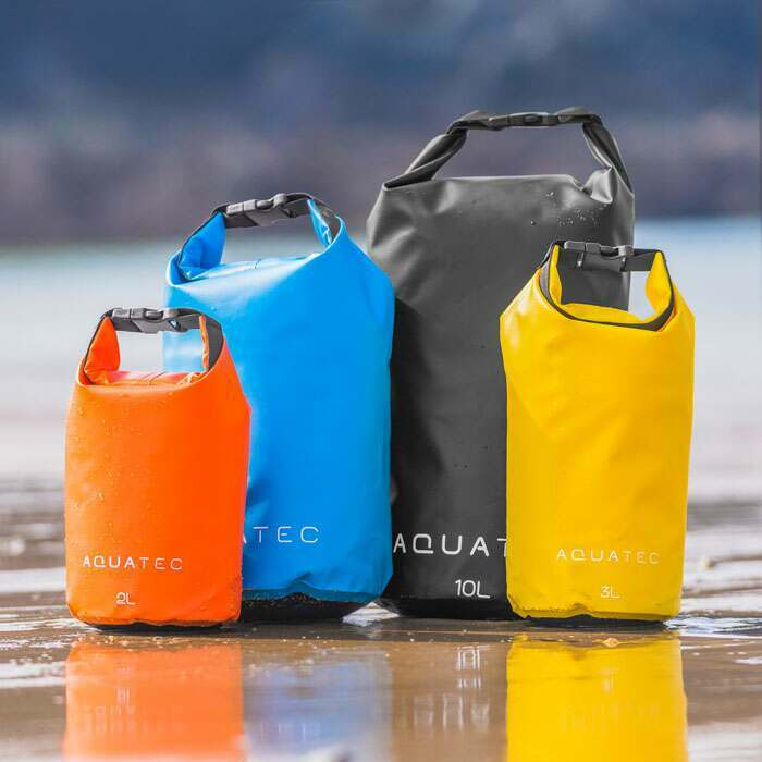 dry bag with roll top