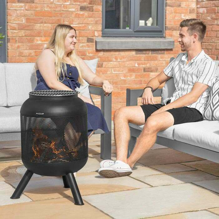 outdoor fire pit | outdoor heating