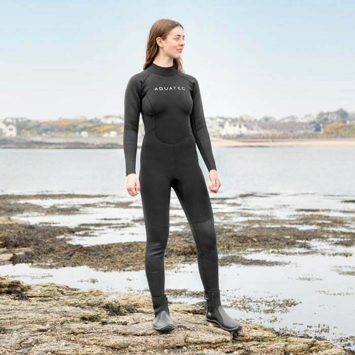 womens full wetsuit