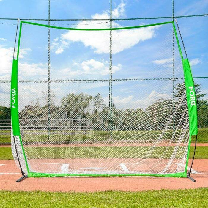 Fast Set Up Hitting Net