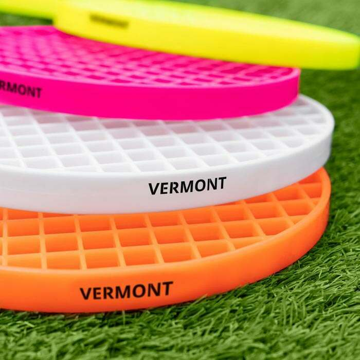 Pack of 4 Plastic Tennis Rackets
