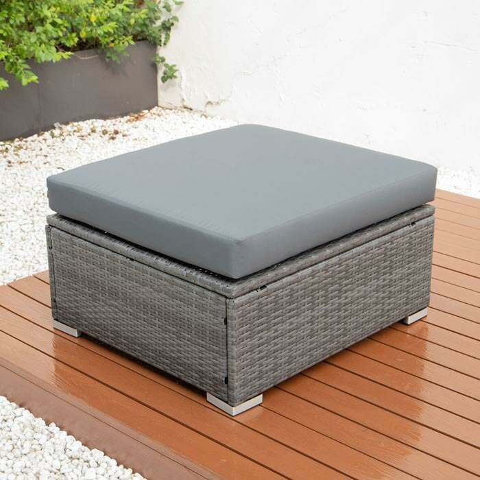 modular rattan furniture