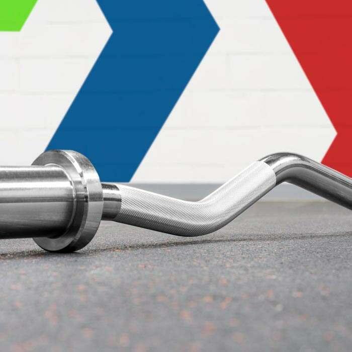 Curl Bar Set | Olympic Tricep Bar