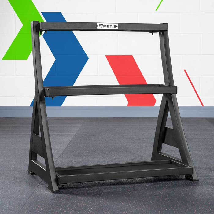Kettlebell Stand | METIS Gym Equipment