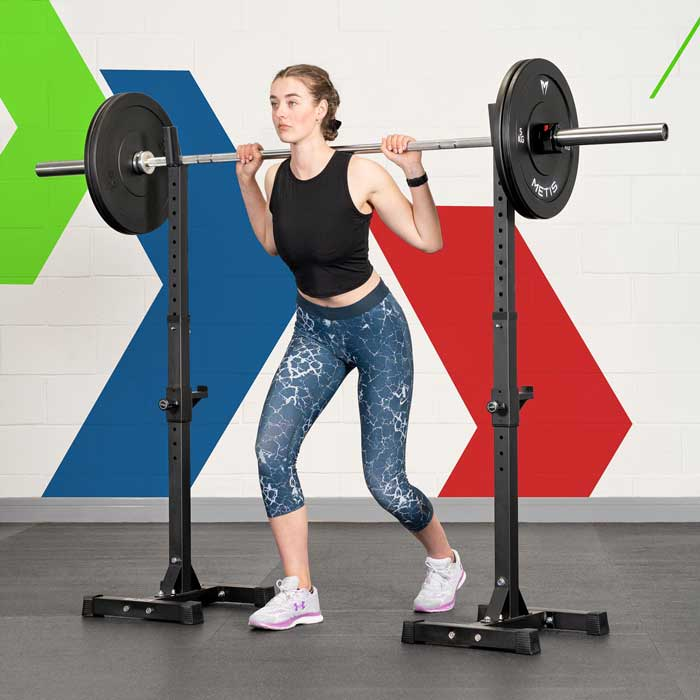 Heavy Duty Squat Rack | Olympic Squat Rack