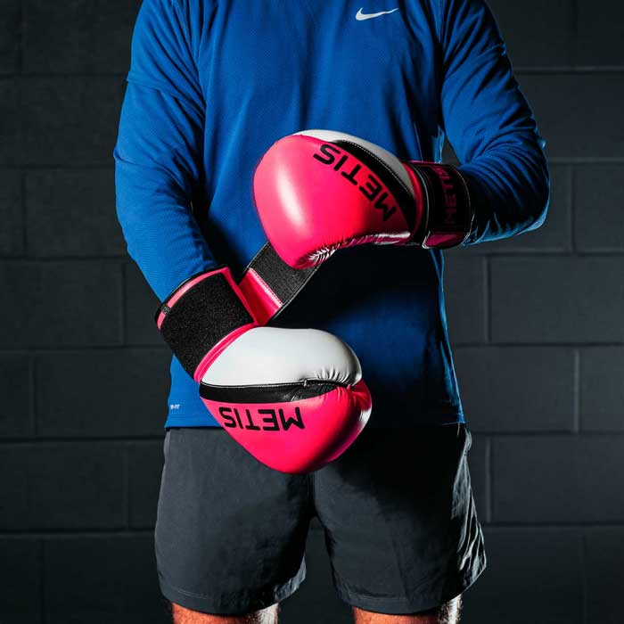 home gym boxing gloves