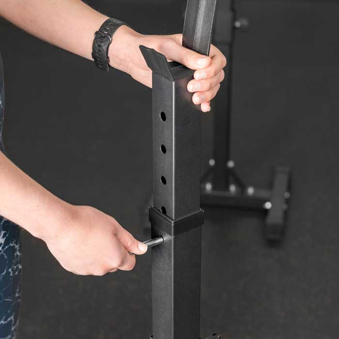 Gym Squat Rack | Commercial Squat Rack