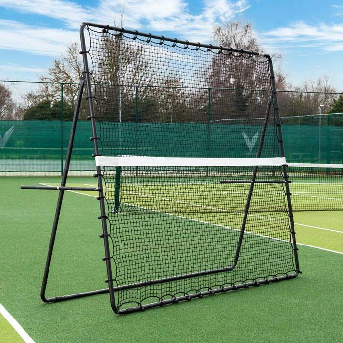 Jumbo Tennis Rebounder Net | Tennis Training Equipment