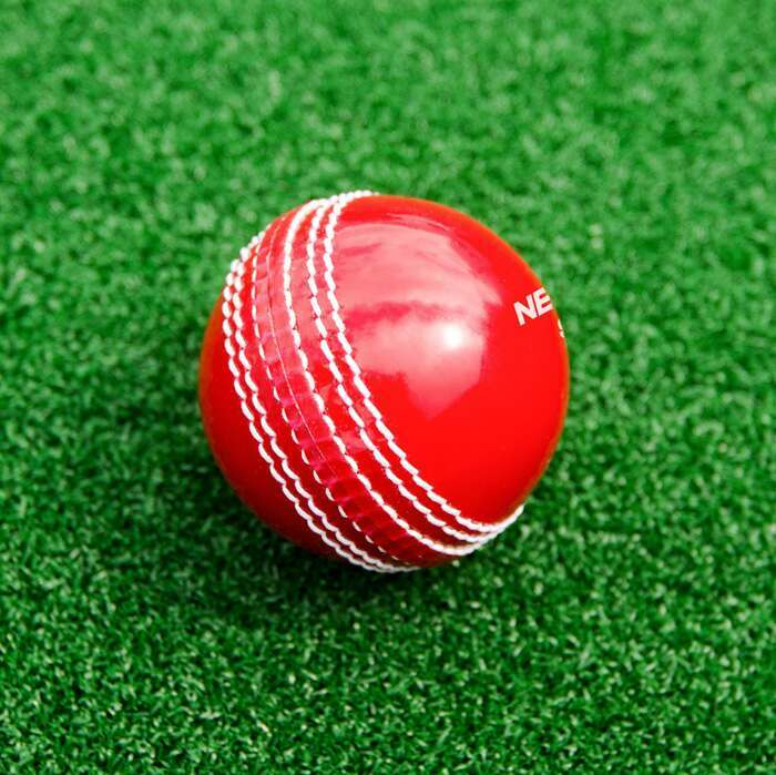 Plastic Cricket Balls With Traditional Seam | For Senior & Junior Players