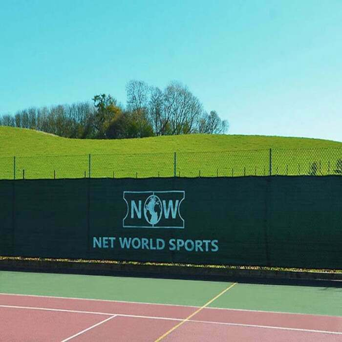 Professional Tennis Court Privacy Screens | Tennis Court Equipment